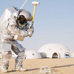 """#ISRAËL Espace : Israël va """"légaliser"""" une colonie sauvage sur la planète Mars"""