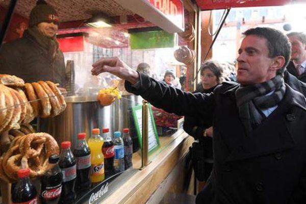 Pour lutter contre l'obésité, Manuel Valls veut interdire la gourmandise