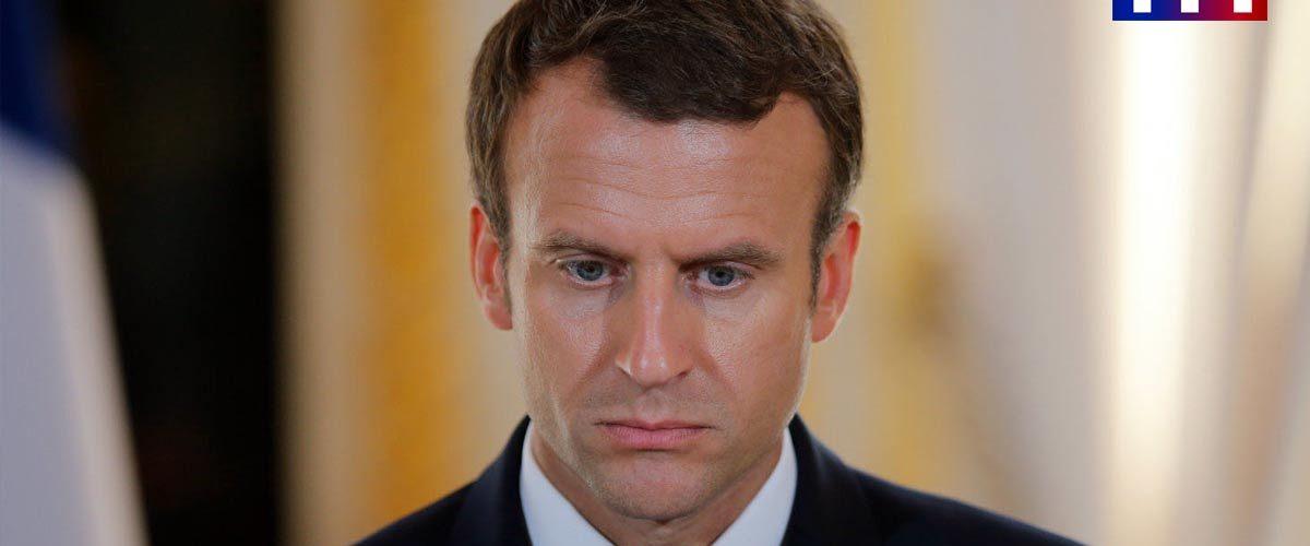 """""""Marre d'être le seul à bosser"""" : Emmanuel Macron présentera sa démission jeudi au 13-Heures de TF1"""