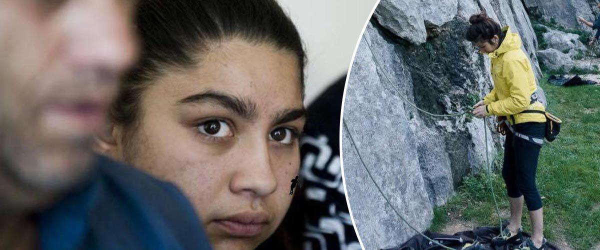 Leonarda, expulsée en 2013, prendrait des cours d'escalade pour préparer son retour en France