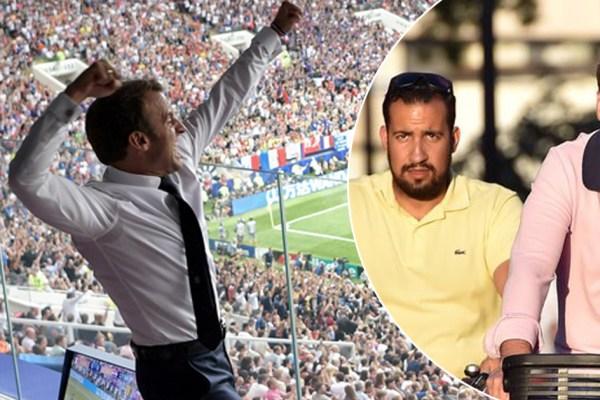 Affaire Benalla : Macron envisage d'organiser une nouvelle Coupe du Monde en août pour faire oublier l'affaire