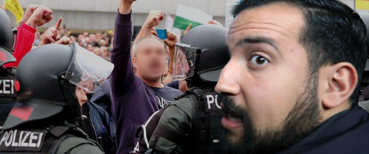 La France prête Benalla à l'Allemagne pour aider la police à maîtriser les manifestants néonazis