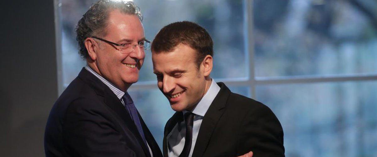 Richard Ferrand nommé démocratiquement Maréchal de France par Emmanuel Macron