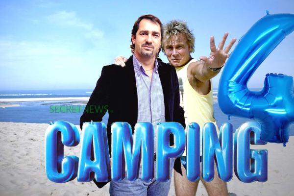 CINÉMA – Christophe Castaner jouera aux côtés de Franck Dubosc dans Camping 4