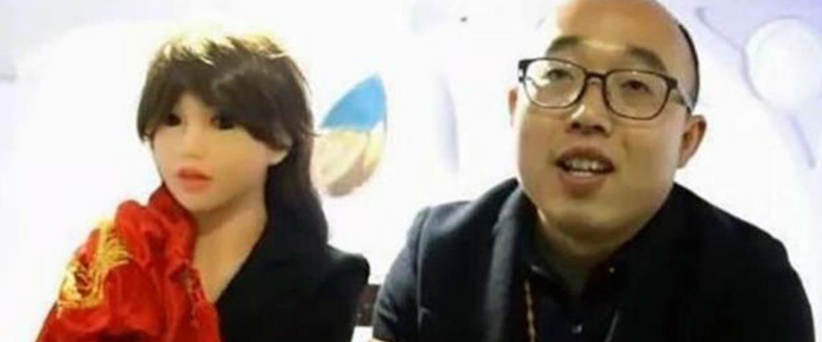#GPA : un milliardaire chinois marié à un robot-sexuel voudrait un bébé et cherche une mère porteuse