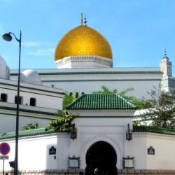 Grâce au Loto du Patrimoine, un dôme en or massif sera posé sur la Grande Mosquée de Paris
