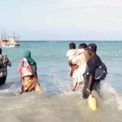 Constatant le prix du diesel, des migrants reprennent la mer pour rentrer chez eux