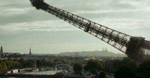 Ligue des champions : les supporters du PSG ont fait tomber la tour Eiffel !