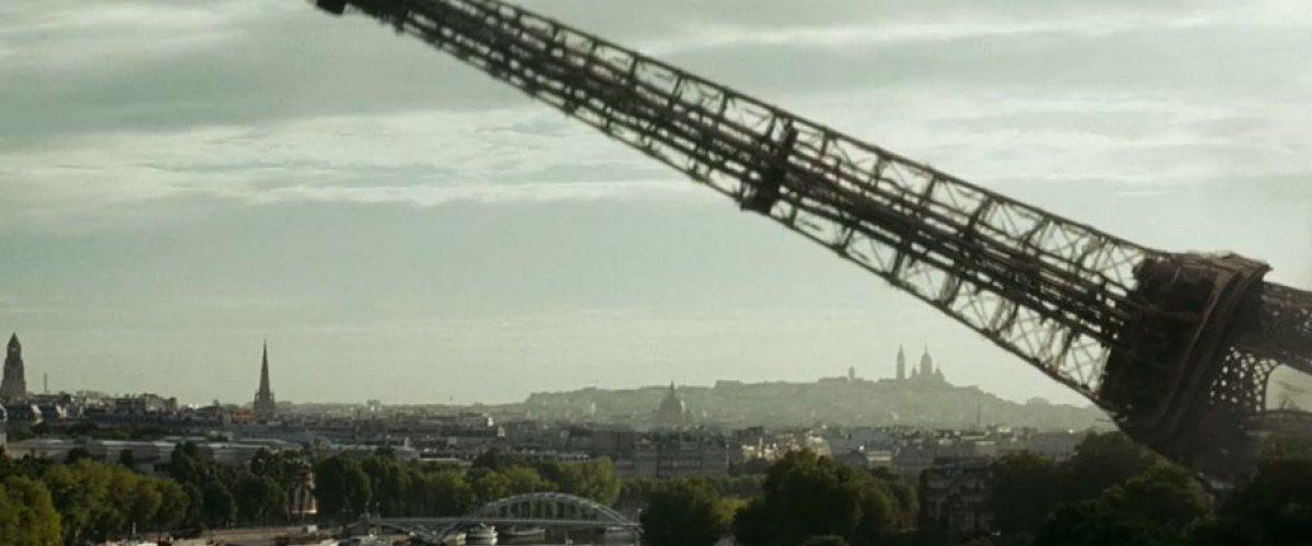 Grève du 5 décembre : les manifestants ont fait tomber la tour Eiffel