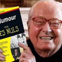 """Jean-Marie Le Pen revient sur sa carrière : """"c'était un prank !"""""""