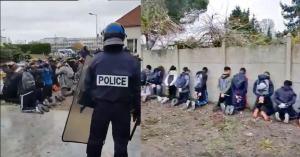 A Mantes-la-Jolie un lycéen passé au peloton d'exécution et fusillé pour l'exemple par la police