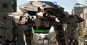 Acte 6 : la gendarmerie déploie des Robots-Tueurs-Autonomes contre les Gilets Jaunes