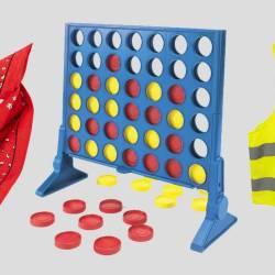 Un tournoi de Puissance 4 entre gilets jaunes et foulards rouges remplacera le grand débat national