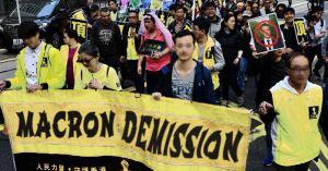 Gilets jaunes : le mouvement s'exporte en Chine avec les mêmes revendications