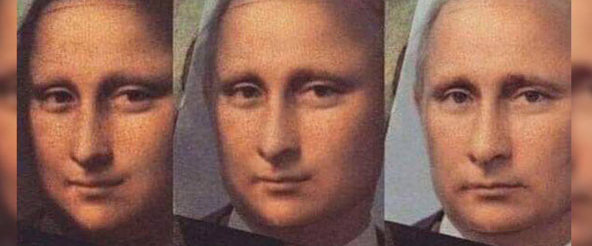 Vladimir Poutine serait le dernier descendant vivant de la Joconde