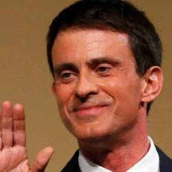 Manuel Valls officiellement candidat au Venezuela