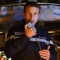 Acte 20 : Emmanuel Macron commandera lui-même le sous-marin nucléaire