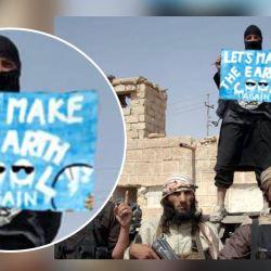 L'État Islamique rejoint le mouvement mondial de grève pour le climat