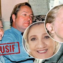 """""""On m'appelait Narine"""" : Marine Le Pen raconte sa vie avant son opération du nez !"""