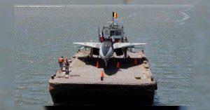Gilets Jaunes : le porte-avion belge en renfort de l'armée française