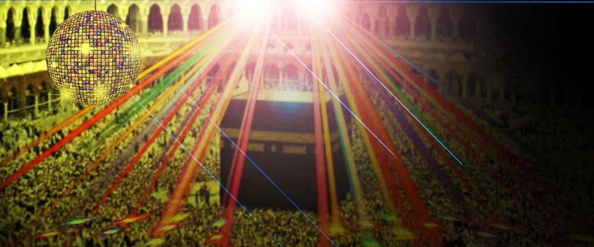 La Mecque transformée en discothèque pour le hajj 2019
