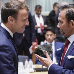 """La France signe la vente de dix tonnes de """"pierres à lapidation"""" avec le Brunei"""