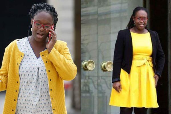 """Macron a nommé Sibeth Ndiaye """"à condition qu'elle ne s'habille plus en jaune"""""""