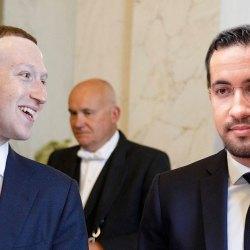 Alexandre Benalla nommé directeur de la modération sur Facebook France