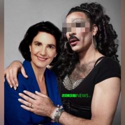 Agnès Cerighelli : sa relation sulfureuse avec une drag queen néerlandaise