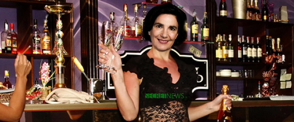 Agnès Cerighelli : son passé d'escort strip-teaseuse refait surface