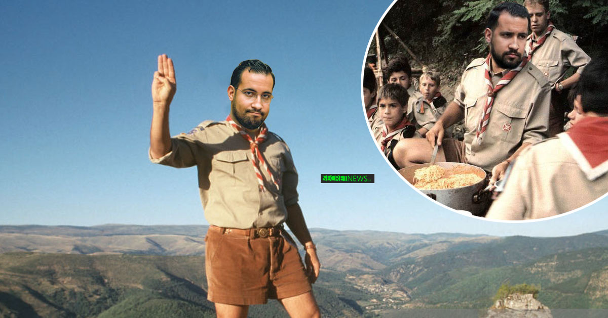 Alexandre Benalla chez les scouts : il publie des nouvelles photos «preuves»