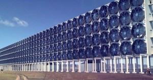 Canicule : Donald Trump veut un mur de ventilateurs géants à la frontière mexicaine