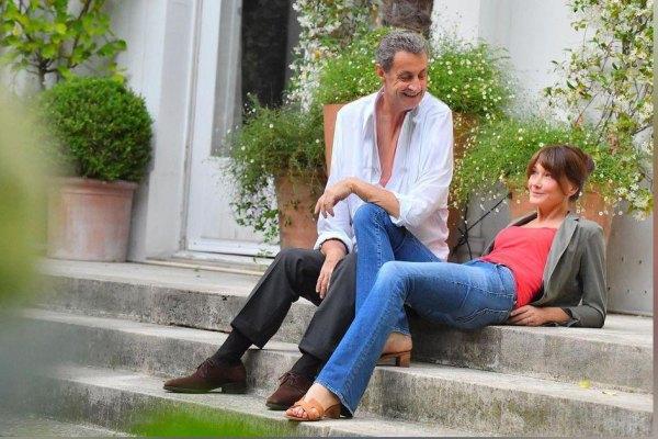 Oui, Nicolas Sarkozy a été retouché pour paraître plus grand que Carla Bruni
