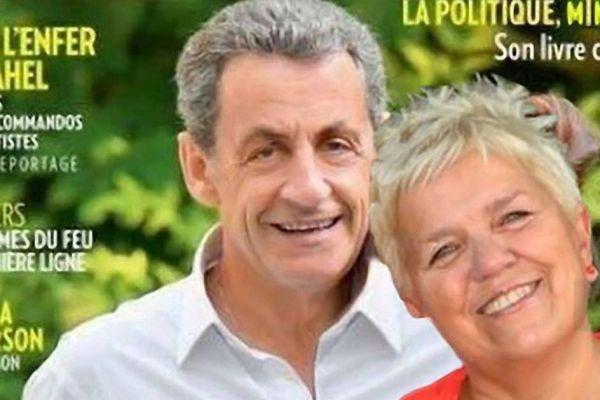 Nicolas Sarkozy va épouser Mimie Mathy pour qu'on ne se moque plus de ses photos retouchées