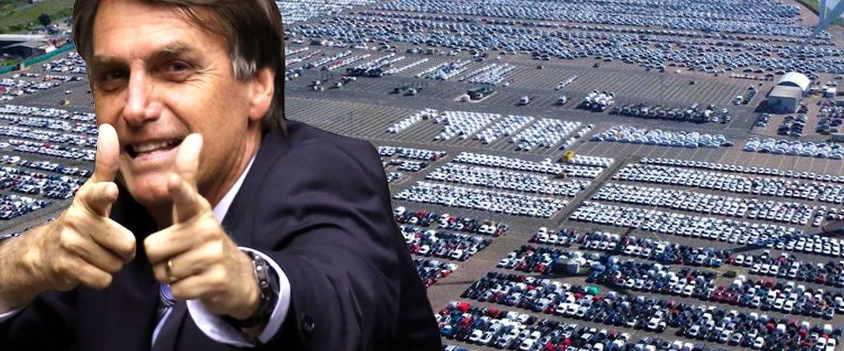 Des documents révèlent que Bolsonaro veut remplacer l'Amazonie par un parking