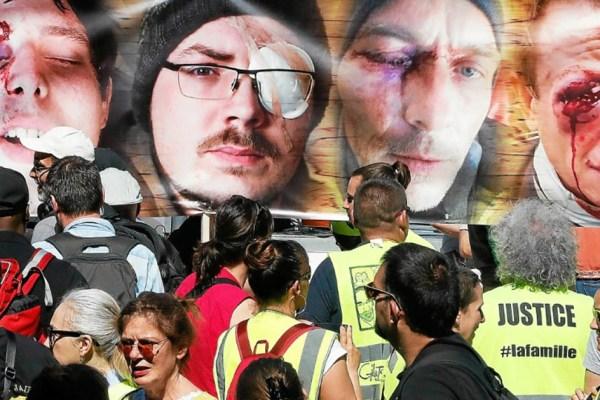 Selon l'IGPN il n'y a aucun lien entre les LBD et les manifestants éborgnés