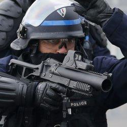 Al-Baghdadi tué par un tir de LBD des CRS français venus aider les marines américains