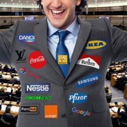 Les députés devront porter les logos de leurs sponsors sur leurs vêtements