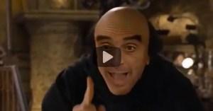 Eric Zemmour jouera Gargamel dans le prochain film Les Schtroumpfs
