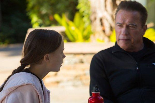 Greta Thunberg jouera un cyborg climato-sceptique dans le prochain Terminator