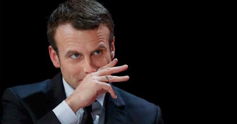 macron-cocaine SecretNews