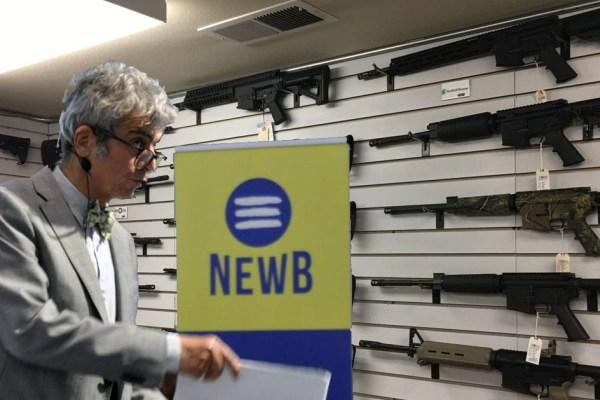 Belgique : Pour financer sa banque éthique, NewB ouvre une armurerie écologique et solidaire