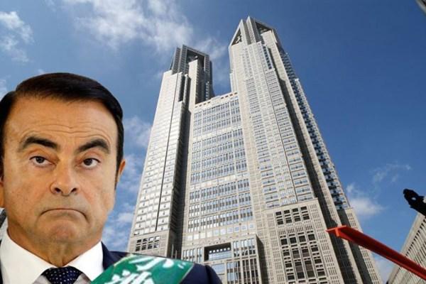 Carlos Ghosn annonce sa candidature à la mairie de Tokyo