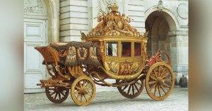 Face au risque de pénurie d'essence, l'Élysée sort les carrosses de Versailles