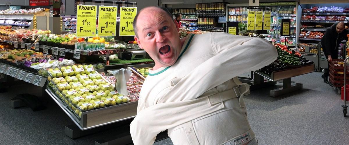 Un employé de supermarché interné après avoir entendu trop de chants de Noël