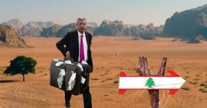 Patrick Balkany est arrivé au Liban où il a été accueilli par Carlos Ghosn