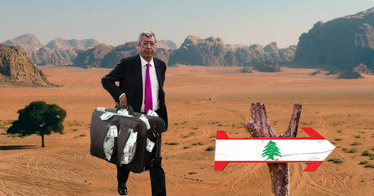 patrick-balkany-evasion-liban Patrick Balkany s'évade avec une échelle de cornichons, sa femme aperçue à l'aéroport