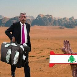 Patrick Balkany s'est évadé pour rejoindre Carlos Ghosn au Liban
