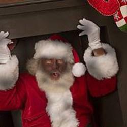 """Le Père Noël accusé de """"blackface"""" à cause des cheminées mal ramonées"""