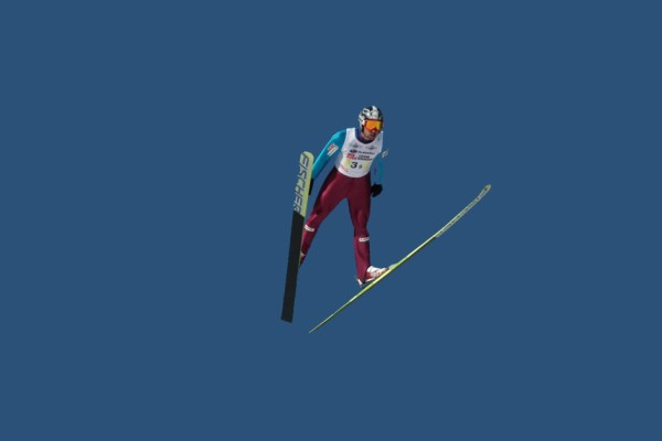 Scandale à la coupe du monde de saut à ski : le vainqueur dopé à l'hélium
